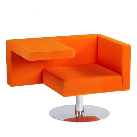 Offecct Solitaire Sessel orange