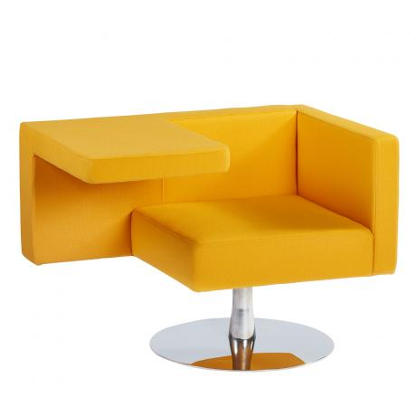 Offecct Solitaire Sessel gelb
