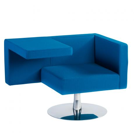 Offecct Solitaire Sessel blau